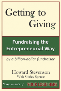 Personalized-Getting-To-Giving-Fundraising-Book